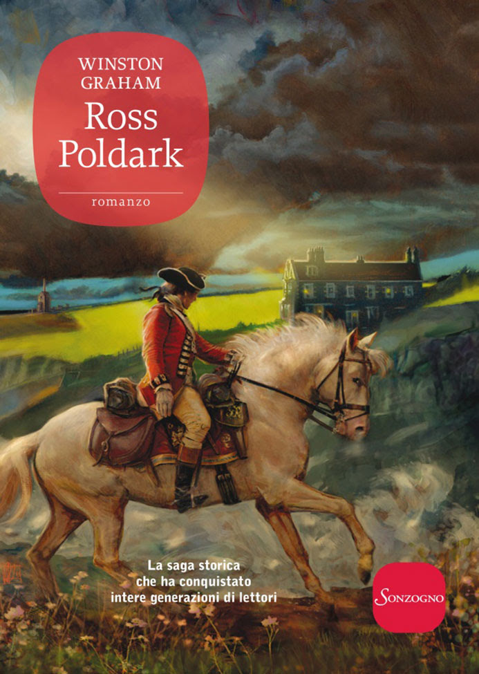Ross Poldark cover