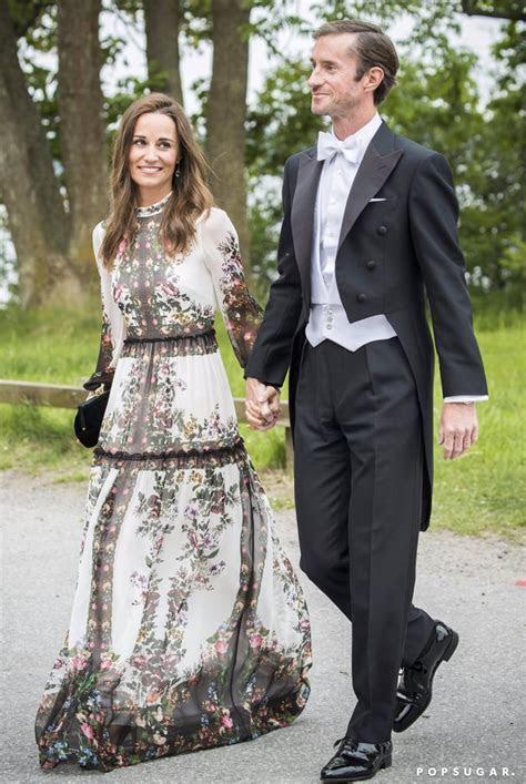 Pippa Middleton Erdem Wedding Guest Dress   POPSUGAR Fashion