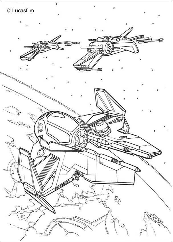Dibujos Para Colorear Star Wars Eshellokidscom
