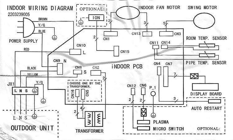 sch u00e9ma r u00e9gulation plancher chauffant  schema cablage climatisation
