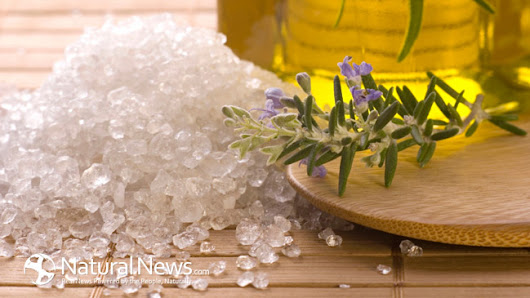 10 Reasons Why Epsom Salt Should be in the Home - Natural News Blogs