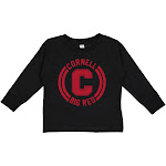 NCAA Cornell Big Red CK9EP01, G.A.3311, BLK, 4T