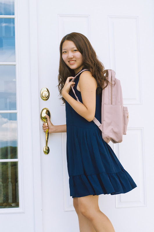 Back to School: Backpack Edition 2 - Made in Mauve