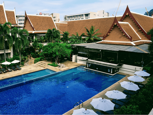 Thai Themed Tropical Oasis: Deevana Patong Resort & Spa Review - Couple Travel The World