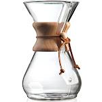 Chemex Coffeemaker, Filter-Drip, Classic, 8 Cup