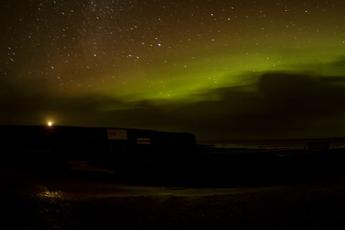 Northern Lights at Birsay