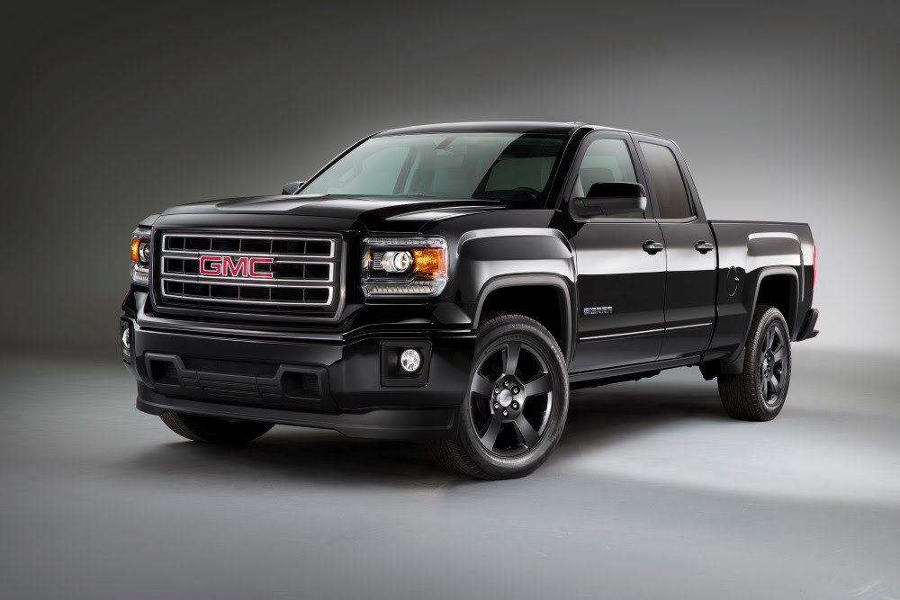 2015 GMC Sierra Elevation Edition | GM Authority