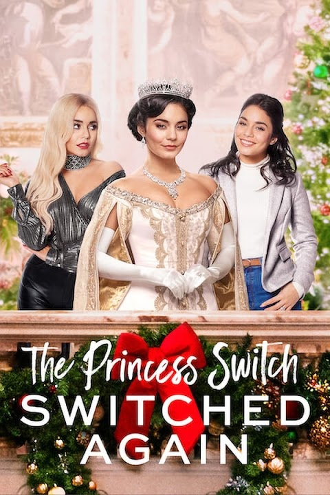 The Princess Switch: Switched Again (2020) 720p x264   x265 1080p English   Netfix Film