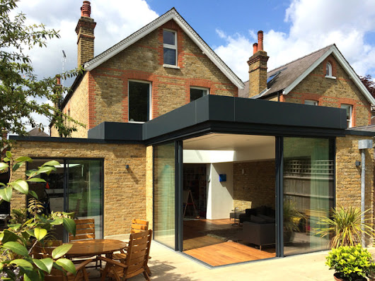 Extension Richmond Park - Contemporary - Exterior - London - by 2PM Architects
