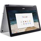 Acer R 13 CB5-312T-K5X4 13.3″ Convertible Chromebook - MT8173V/AC 2.1 GHz - 4 GB RAM - 32 GB SSD - Sparkly Silver