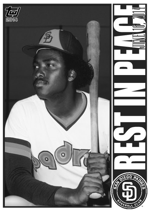 "twjcards:<br /><br />Special card, unnumbered, Tony Gwynn ""REST IN PEACE""<br />The Writer's Journey<br />"