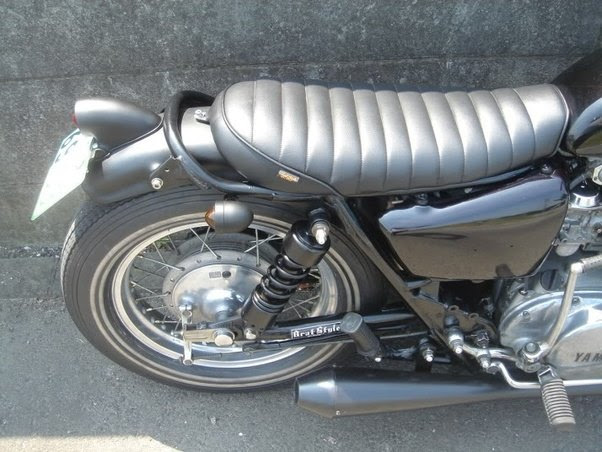 Can Any One Modify A Splendor Pro Classic With A Pillion