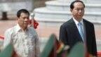 TT Philippines 'sẽ nêu phán quyết biển Đông ở TQ'