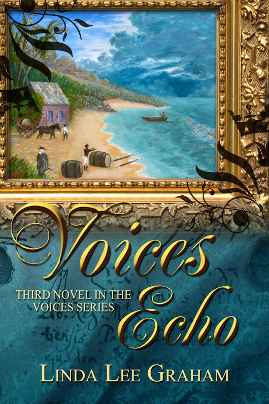 Voices Echo Blog Tour and Giveaway