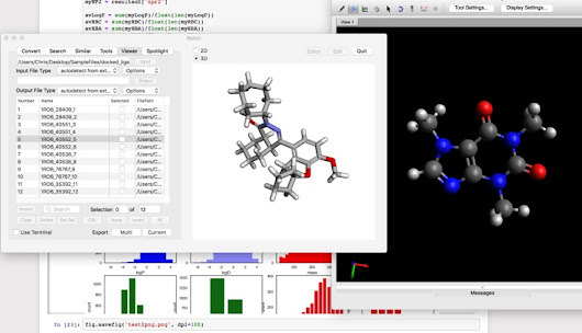 A few thoughts on scientific software | Macs in Chemistry