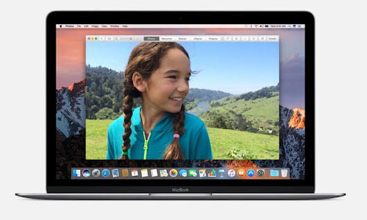 Apple macOS Sierra Set to be Release on September 20