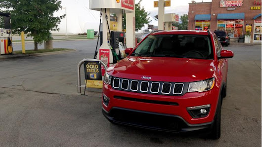 2017 Jeep Compass: Real-World Fuel Economy | News from Cars.com