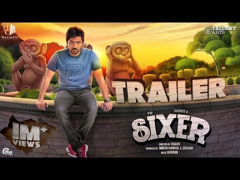 Sixer Tamil Movie Trailer