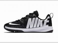 "Nike Team Hustle D 7 Low GS ""Blackand White"""