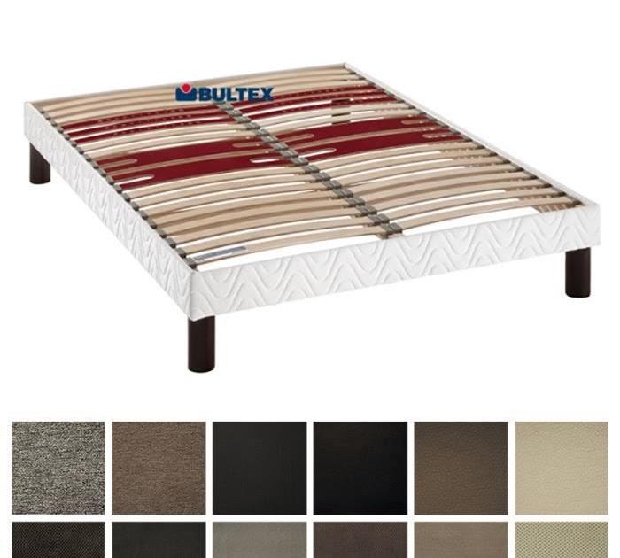 les concepteurs artistiques sommier a lattes 140x200 confort ferme neuf. Black Bedroom Furniture Sets. Home Design Ideas