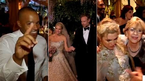 The Dress, the Guests, the Dancing! Inside Jessica Simpson