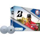 Bridgestone Tour B XS Tiger Woods Edition Golf Balls Tour B XS 12-Ball Pack White 01