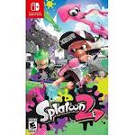 Nintendo of America SWI HACPAAB6B Splatoon 2 Nintendo Switch