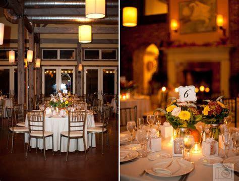 Laurita Winery Wedding Photos ? Orange   Brown Fall
