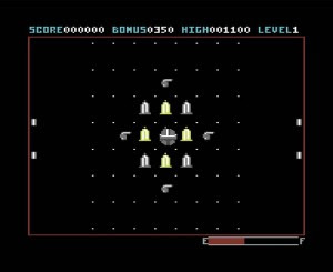 Beyond the black hole - Commodore 64 (1)