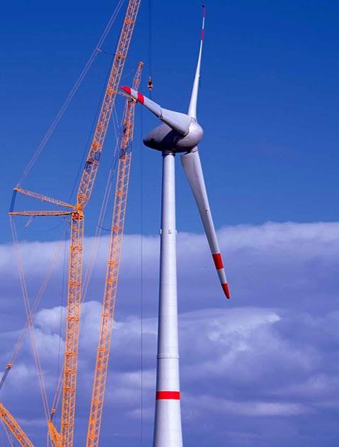 Peak Energy: The World's Largest Wind Turbine