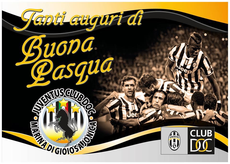 Gli Auguri Pasquali Del Coordinamento Juventus Official