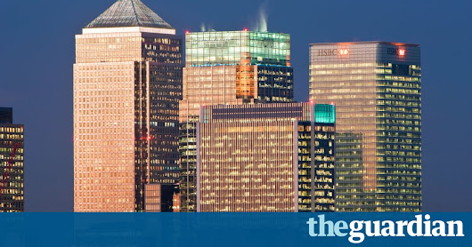 Brexit will cost UK 30,000 finance jobs, says Brussels thinktank | Business | The Guardian