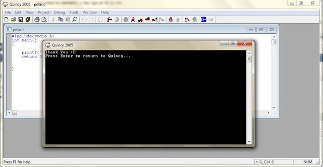 Download Software Quincy 2005 (Pemrograman Dasar) Freeware
