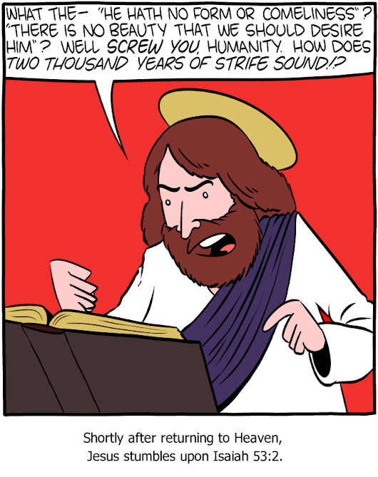 Saturday Morning Breakfast Cereal - Comely