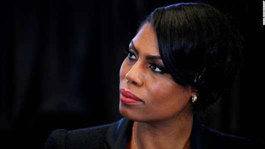 Omarosa's publisher tells Trump campaign: We 'will not be intimidated' - CNNPolitics