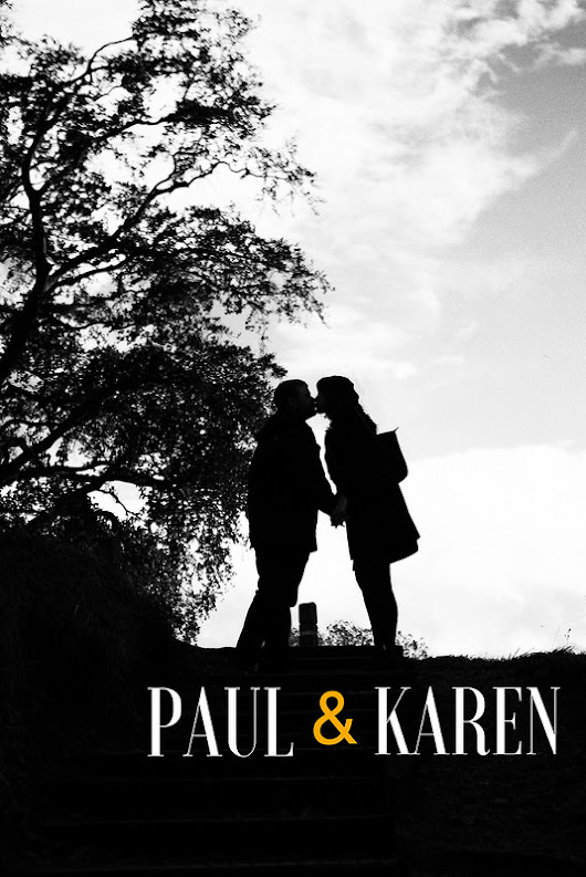 Karen & Paul (Pre Wedding Shoot)Phoenix Park