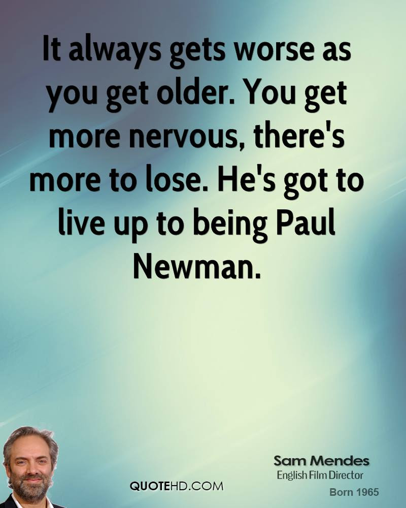 As You Get Older Quotes