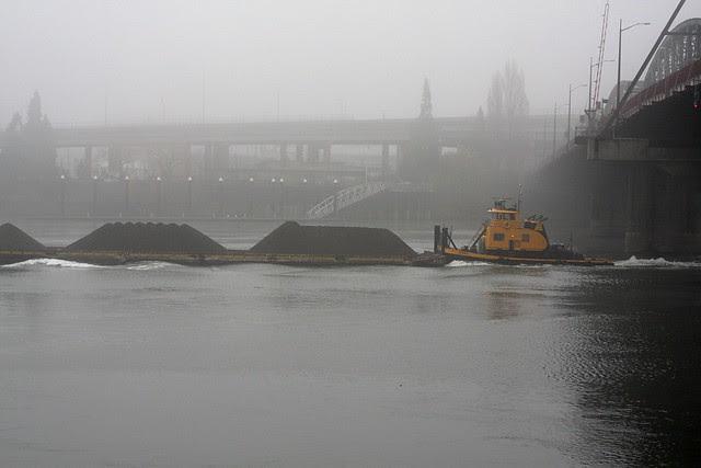 fog, portland