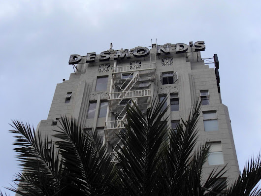 Photo Essay: An Rare Visit Atop An Art Deco Shopping Palace on Miracle Mile