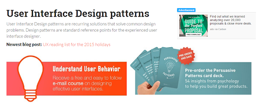 The 5 Best Sites for Finding UI Design Patterns