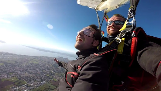 parachutisme marennes