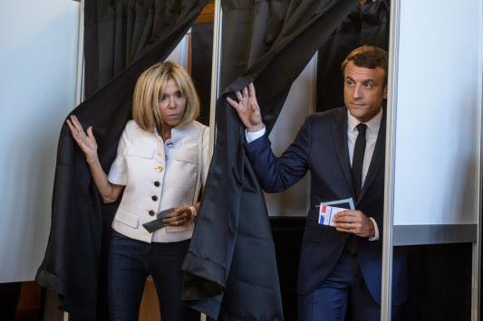 Γαλλία - Βουλευτικές εκλογές Live: Ρεκόρ... υποψηφίων στον πρώτο γύρο!