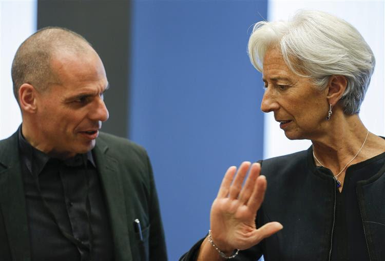 Grécia. O que prevê o FMI em caso de incumprimento de um país?