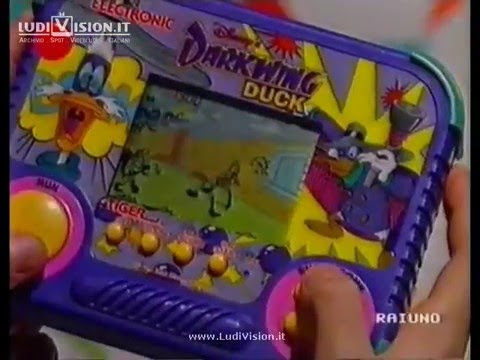 Tiger Cartoon - Console LCD #1 (1992)