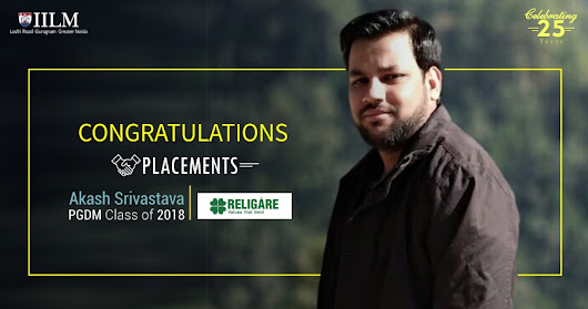 Placement in Religare
