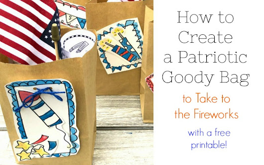 How to Create Patriotic Goody Bags