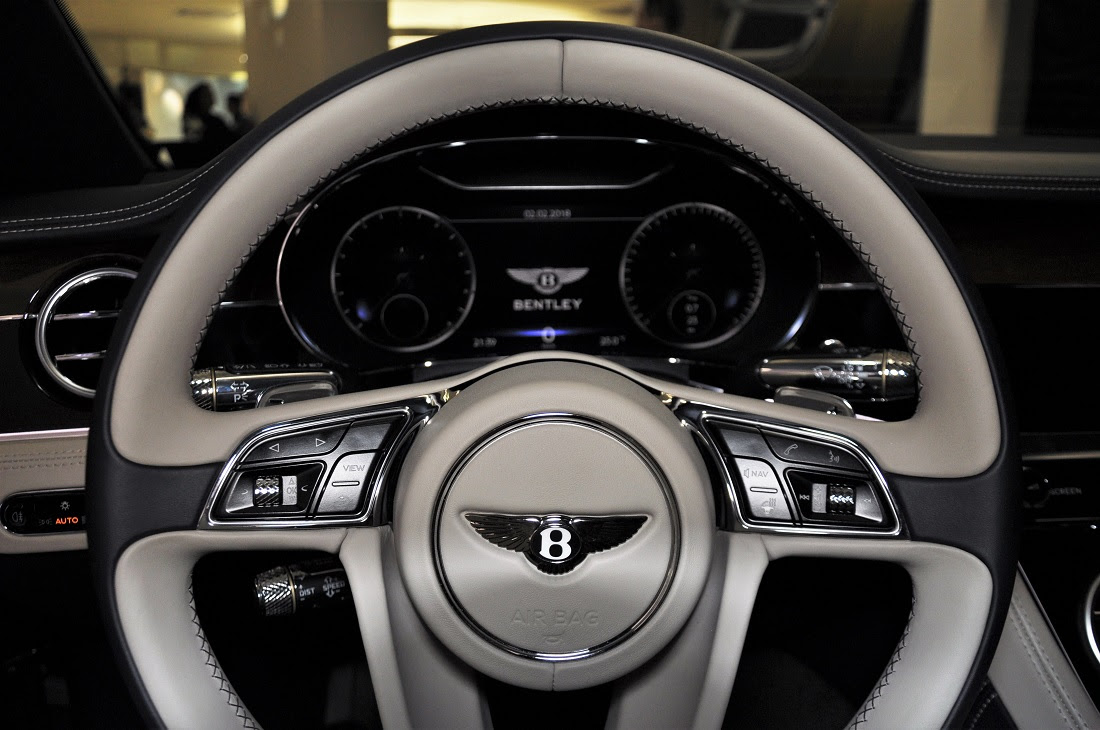 The Bentley Continental GT Lands In Malaysia - Autoworld