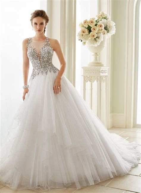 sophia tolli spring  shows glamorous ball gowns