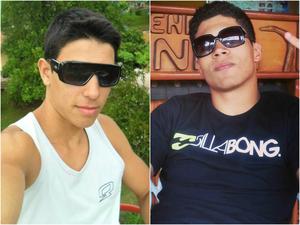 Douglas e Ruan morreram em acidente, em Guarapari (Foto: Arquivo pessoal)