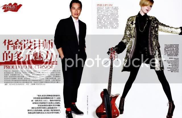Vogue China Oct 2009 1